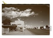 Route 66 - Tucumcari New Mexico Carry-all Pouch