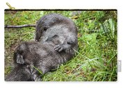 European River Otter Carry-all Pouch