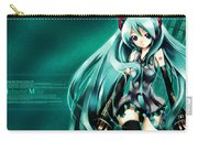 16291 1 Other Anime Vocaloid Hatsune Miku Vocaloid Hatsune Miku Carry-all Pouch
