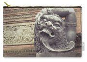 Bali Sculpture Carry-all Pouch