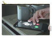 Bedside Table And Cellphone Carry-all Pouch