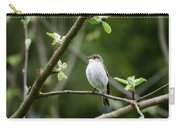 European Pied Flycatcher Carry-all Pouch