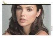 Gal Gadot Art Carry-all Pouch