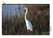 17- Great Egret Carry-all Pouch