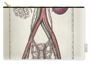 The Science Of Human Anatomy Carry-all Pouch