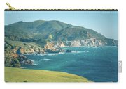 Western Usa Pacific Coast In California Carry-all Pouch