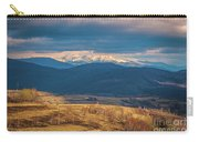 Sunny Transcarpathia Carry-all Pouch