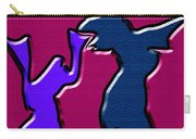 1771 Abstract Thought Carry-all Pouch