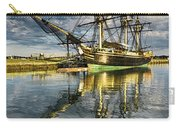1797 Trading Ship Replica - Friendship Of Salem Carry-all Pouch