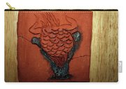 Crazy Pineapple - Tile Carry-all Pouch