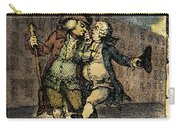 Samuel Johnson, 1709-1784 Carry-all Pouch