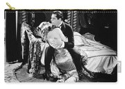 Silent Film Still: Couples Carry-all Pouch by Granger