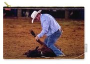 Steer Roping Carry-all Pouch