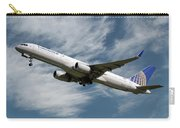 United Airlines Boeing 757-224 Carry-all Pouch