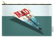 180 Mad Paper Airplanes Carry-all Pouch