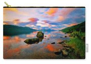 Nature Landscape Lighting Carry-all Pouch