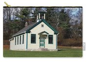 1800's School House 1 Carry-all Pouch