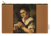 1820- Vasily Tropinin Carry-all Pouch
