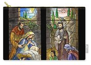 1857 Nativity Scene Carry-all Pouch