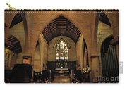 1865 - St. Jude's Church  - Interior Carry-all Pouch
