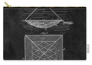 1869 Fishnet Patent Carry-all Pouch