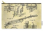 1873 Guitar Patent Carry-all Pouch
