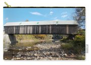 1877 Covered Bridge Carry-all Pouch