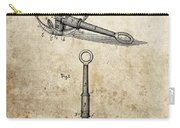 1887 Anchor Patent Carry-all Pouch