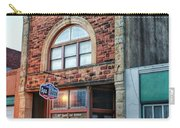 1890 Building Guthrie Ok Carry-all Pouch
