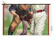 1895 In The Batters Box Carry-all Pouch