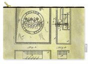 1895 Police Call Box Carry-all Pouch