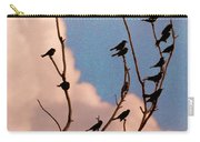 19 Blackbirds Carry-all Pouch