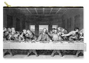 The Last Supper Carry-all Pouch
