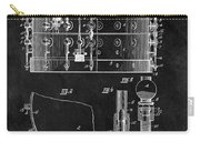 1900 Orchestra Drum Patent Carry-all Pouch