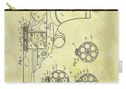 1901 Automatic Revolver Patent Carry-all Pouch