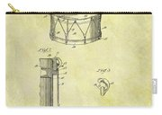 1905 Drum Patent Carry-all Pouch