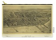1906 Bird's Eye View Coney Island Carry-all Pouch