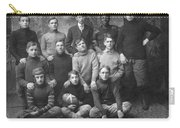 1908 Football Team Carry-all Pouch