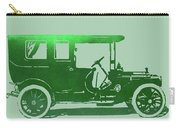 1909 Packard Limousine Green Pop Carry-all Pouch
