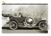 1910 Pope Hartford T Black And White Carry-all Pouch