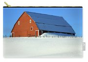 1912 Finnish Barn Valley County Carry-all Pouch