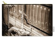 1912 Rolls-royce Silver Ghost Rothchild Et Fils Style Limousine Snake Horn -0711s Carry-all Pouch