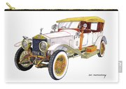 1914 Rolls Royce Silver Ghost Carry-all Pouch