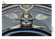 1915 Chevrolet Touring Hood Ornament 2 Carry-all Pouch