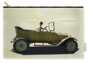 1918 Dodge Ww 1 Army Touring Vehicle Carry-all Pouch