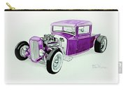 1920s Hotrod Pickup Carry-all Pouch