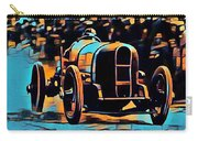 1920's Racing Car Carry-all Pouch