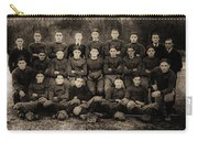 1921 Royal Cc Football Champions Carry-all Pouch