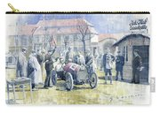 1922 Zbraslav Jiloviste Bugatti T13 Brescia Joan Halmovici Winner  Carry-all Pouch