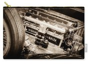 1924 Hispano-suiza H6b Dual  Cowl Sport Phaeton Engine Emblem -0258s Carry-all Pouch